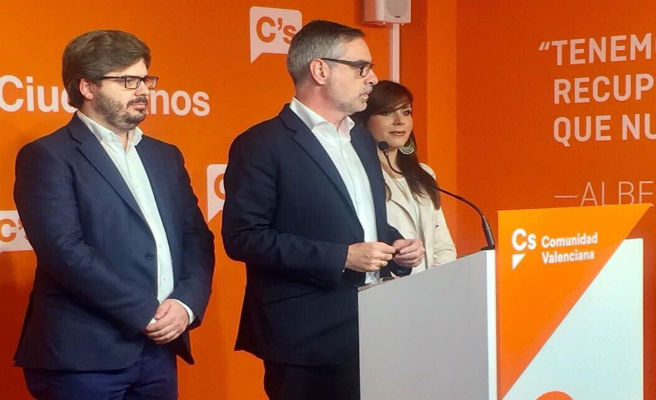"""Cs considera buenas las reuniones entre fiscales españoles y alemanes para """"coordinar"""" información sobre Puigdemont"""