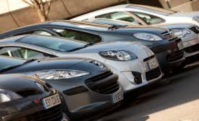 Las matriculaciones de vehículos en España, aumentan solamente un 1'9%, respecto al año anterior