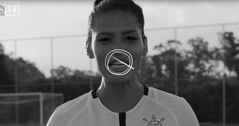 Así es la campaña del Corinthians Femenino para denunciar el machismo en el fútbol