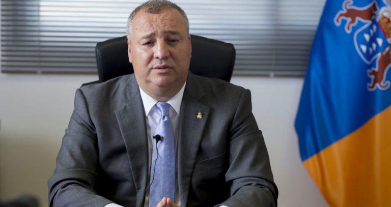 Miguel Ángel Ramírez, presidente de Las Palmas, en busca y captura