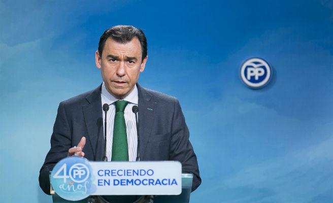 """El Partido Popular """"no tiene todavía tomada ninguna decisión"""" sobre el futuro de Cifuentes"""