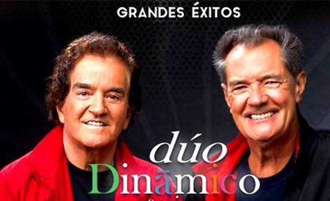 EL Dúo Dinámico regresa a Valencia en noviembre.