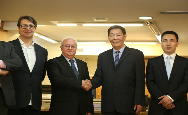 Inversores chinos visitan la Comunitat Valenciana para conocer el proceso de tratamiento de residuos