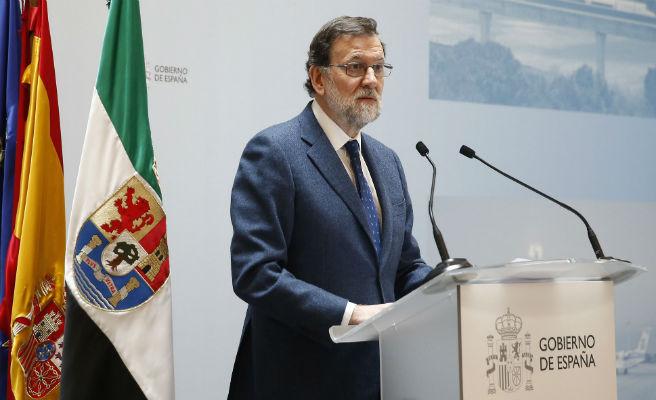 El motivo por el que Rajoy se ha lesionado en una mano