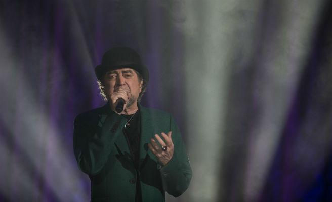 Joaquín Sabina suspende tres conciertos que tenía programados en Canarias