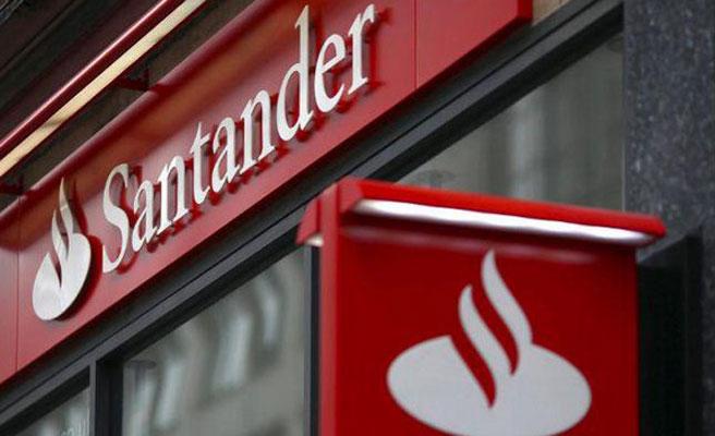 El Santander cae un 4,71% en bolsa tras anunciar las primeras pérdidas de su historia
