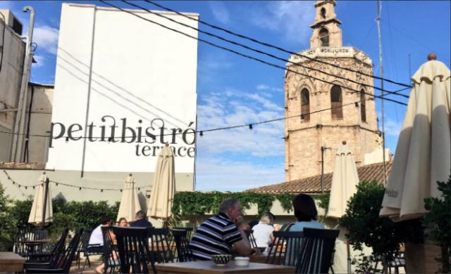 Cinco Terrazas Españolas Que No Te Puedes Perder Qué