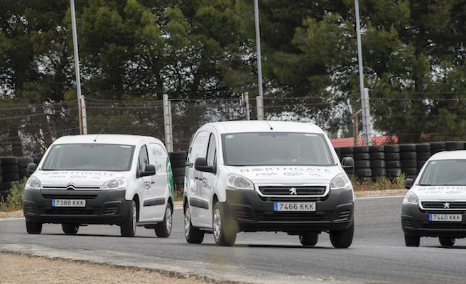 Hacia una conducción eficiente, de la mano de Peugeot, Citroën y Northgate