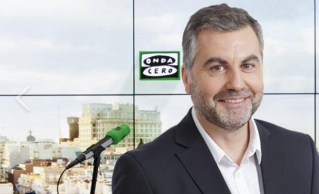 Carlos Alsina renueva por Onda Cero con un contrato de larga duración