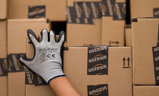 """Amazon cuenta con robots para despedir a sus empleados no productivos: """"Nos monitorizan y supervisan"""""""