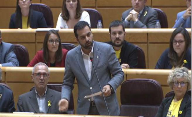 ERC reprocha a Rajoy las últimas sentencias judiciales y él esgrime la separación de poderes