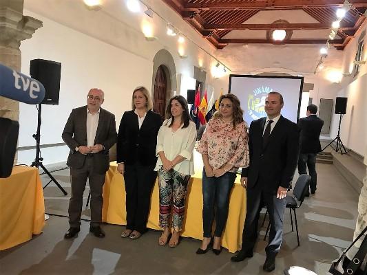 Hidalgo confía en que la UE apruebe este año la estrategia de desarrollo para relanzar el barrio de Jinámar
