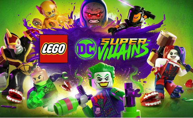 VIDEOJUEGOS | En octubre llega Lego DC Súper Villanos
