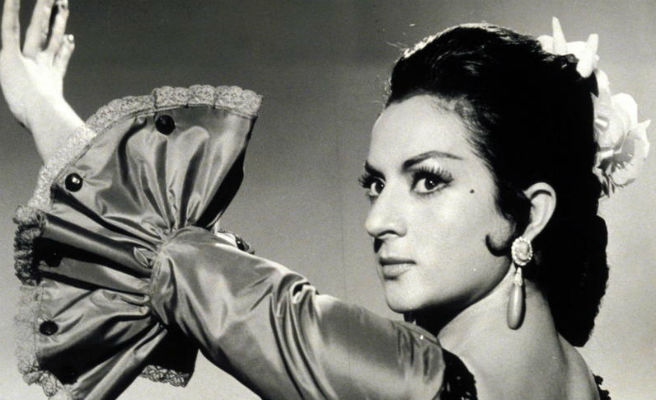 Las cinco mejores canciones de Lola Flores, 23 años después de su muerte