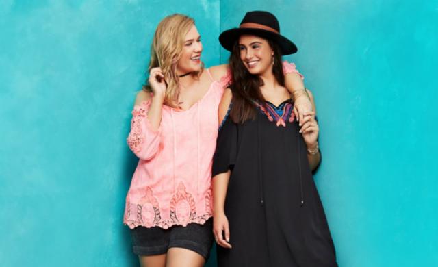 0d233cffb8db La compañía de moda especializada en tallas grandes MS Mode ha lanzado al  mercado una nueva colección con la que asegura que persigue insistir en su  ...