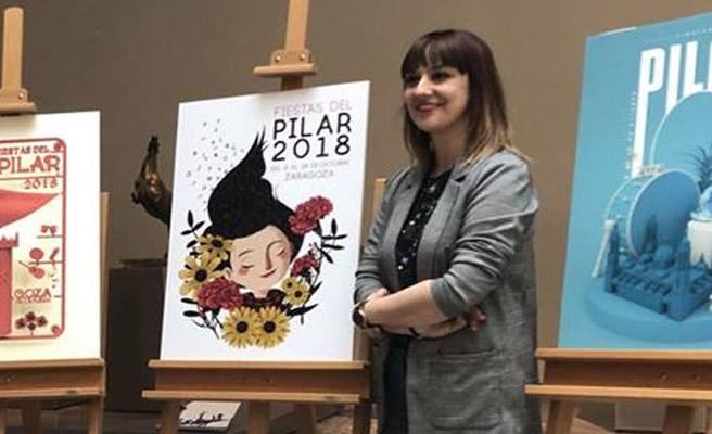 """""""La Pili"""" anunciará las próximas Fiestas del Pilar"""