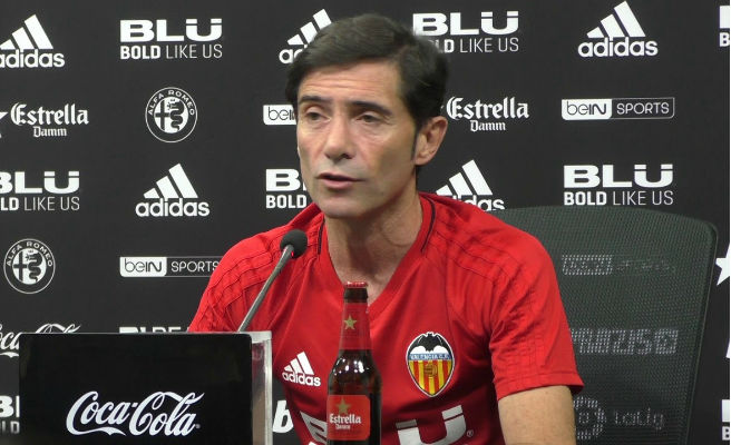 """Marcelino: """"La plantilla del año que viene del Valencia será más fuerte que la actual"""""""