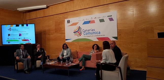 """Lopesan analiza los nuevos enfoques del marketing de eventos en """"Canarias  Comunica"""""""