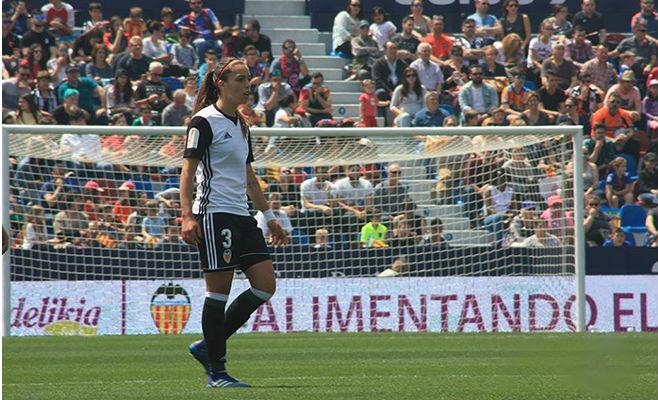 Paula Nicart seguirá en el Valencia CF hasta 2020