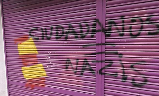 Radicales independentistas vuelven a atacar el negocio de la madre de Albert Rivera