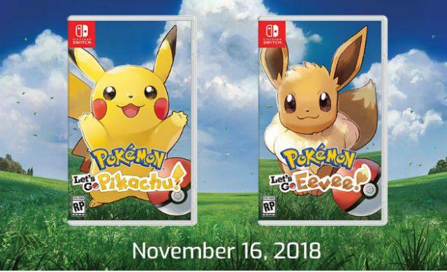 Videojuegos Anunciado El Primer Pokemon Para Nintendo Switch Que