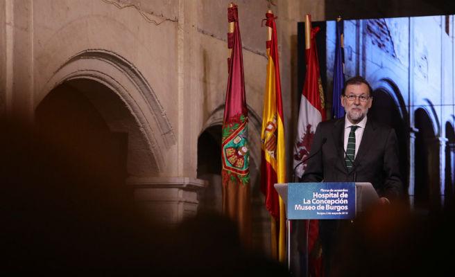 """Rajoy dice no acordarse de """"ninguna"""" cosa mala de la política"""