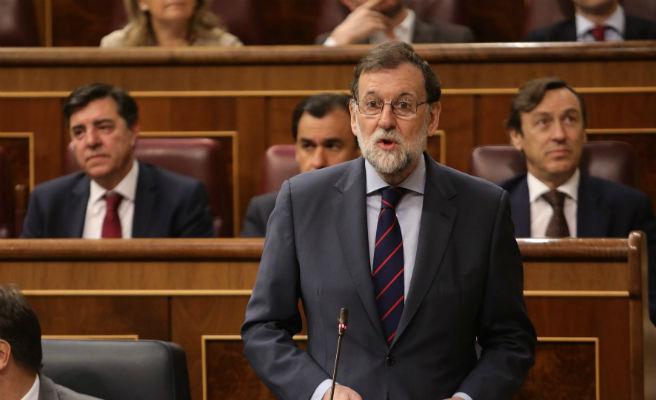 """Rajoy advierte a Torra de que """"si fuera necesario"""" volverá a aplicar el 155"""