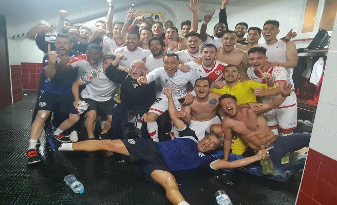 Roban la recaudación del Rayo Vallecano-Lugo, el partido que le valió el ascenso al club madrileño