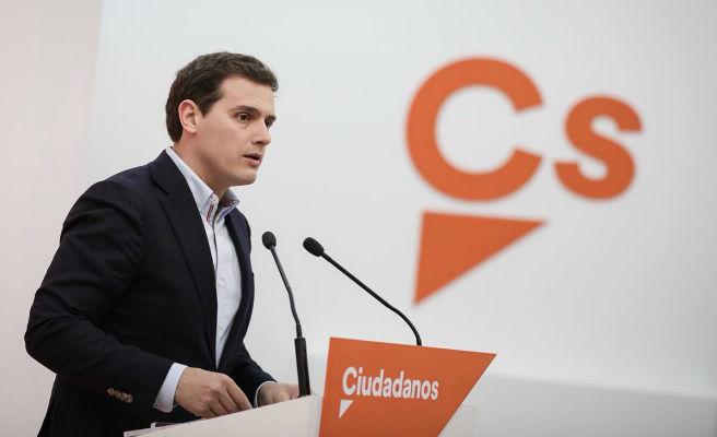 """Rivera retira su apoyo a Rajoy en la aplicación del 155 por """"dejación de funciones"""""""