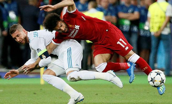 Lanzan una petición para que la UEFA y la FIFA dejen sin Mundial a Sergio Ramos