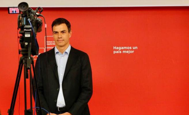 Sánchez quiere formar un gobierno del PSOE para recuperar la normalidad institucional