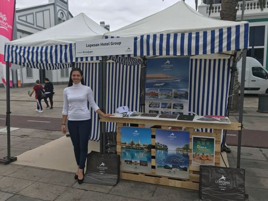 Lopesan promocionará sus hoteles en la Feria de Las Vacaciones de Verano