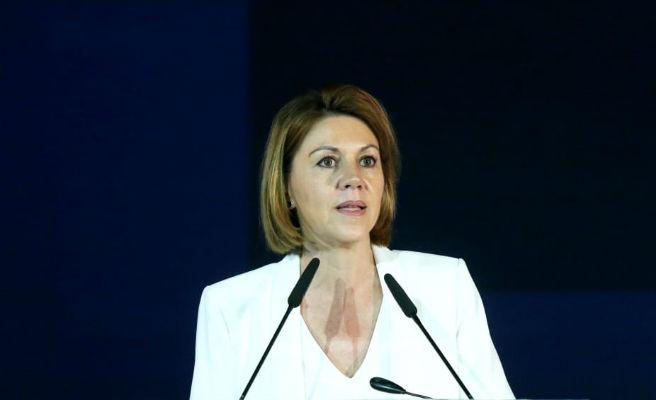 Cospedal anunciará hoy que también aspira a liderar el Partido Popular