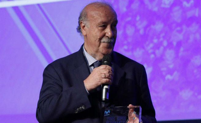 Vicente del Bosque dice NO a la propuesta del presidente del Gobierno