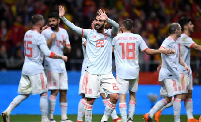 MUNDIAL RUSIA 2018 | Horarios y dónde ver el partido amistoso entre España y Suiza