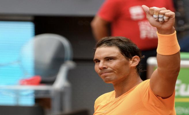 Rafa Nadal gana su partido y pasa a semifinales de Roland Garros