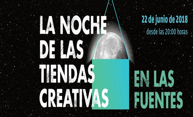 """""""La Noche de las Tiendas Creativas"""" llega por primera vez al barrio de Las Fuentes"""