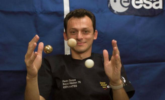 El ministro Pedro Duque, candidato a dirigir la Agencia Espacial Europea