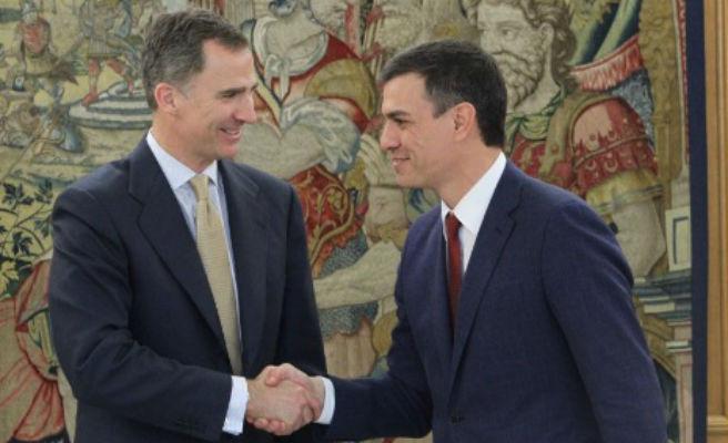 La presidenta del Congreso comunicará a las 15,30 de hoy al Rey el nombramiento de Sánchez