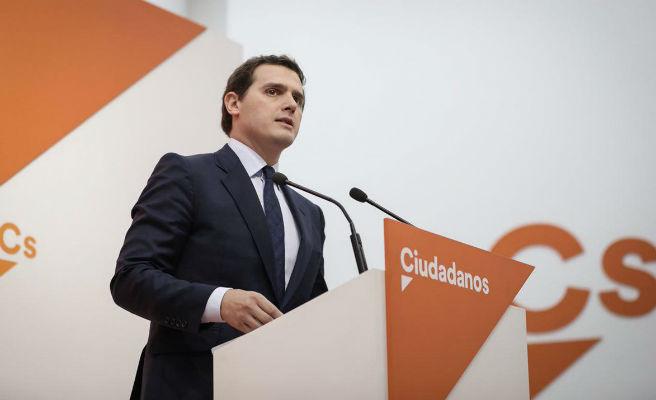 El PSOE carga contra Rivera por las críticas al Ejecutivo de Sánchez después de la renuncia de Huerta