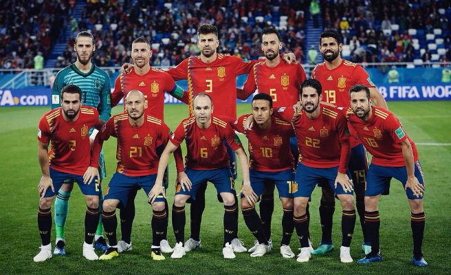 El España-Marruecos, seguido por 11.560.000 espectadores, 79.000 más que el partido contra Irán