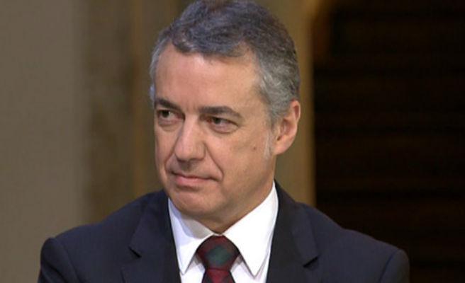 Sánchez inicia con Urkullu su ronda de entrevistas con los presidentes autonómicos