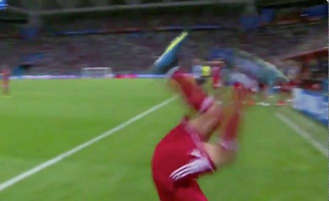 Los mejores memes tras el ridículo saque de banda de Irán en su partido contra España