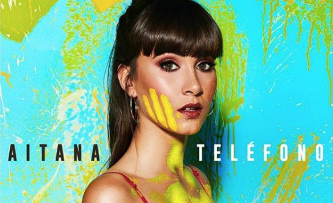 Aitana anuncia su nuevo 'single' y el videoclip para la semana que viene