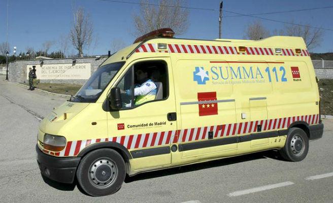 Ambulancias y camiones de bomberos llevarán luces azules desde mañana