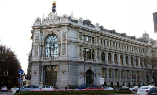 El Banco de España eleva dos décimas su previsión de crecimiento del PIB para 2019, hasta el 2,4%