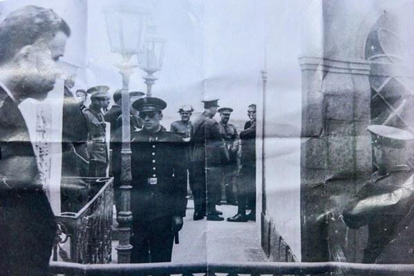 Comienzan los trabajos para encontrar al último alcalde de San Lorenzo y un obrero fusilados en 1937