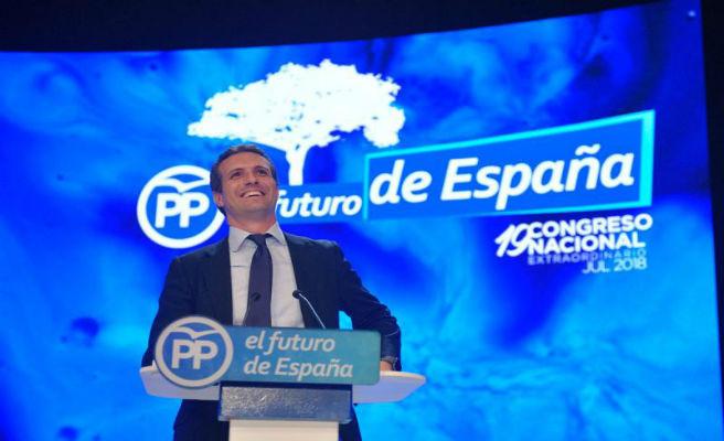 Casado convocará el Comité Ejecutivo del PP el jueves en Barcelona