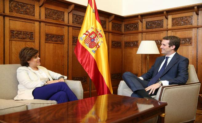 Santamaría no acudirá al comité ejecutivo del PP por discrepancias con Pablo Casado
