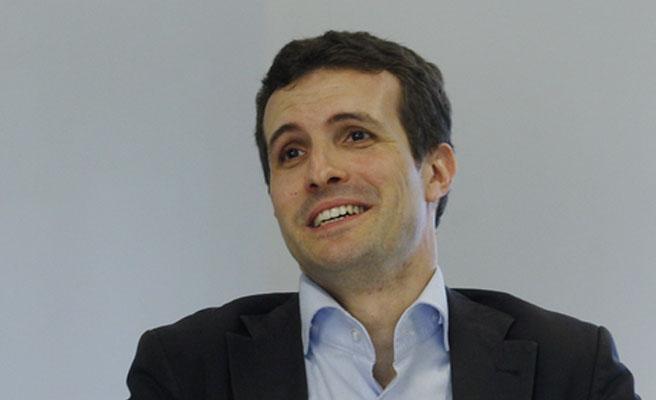 """Casado asegura que Rajoy """"quería un Congreso libre en el que integráramos después de votar"""""""